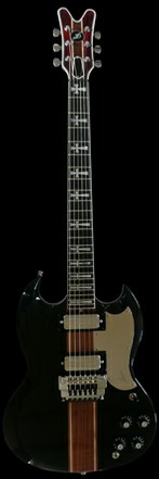 Tony Iommi SG Custom
