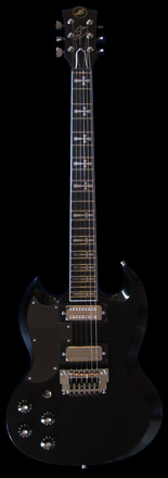 Jaydee Tony Iommi 'Old Boy' SG Guitar